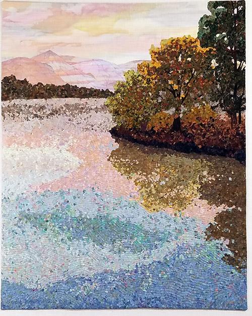 Denise Miller Sunrise on Lake Elizabeth