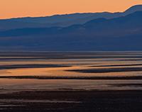 Vivian McAleavey, Desert Dawn, enhanced photograph, 16x20, $175
