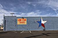 Michael Schnee, Lone Star, photography, 8x12, $150